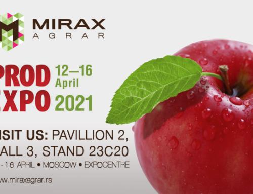 Mirax Agrar PROD EXPO 2021