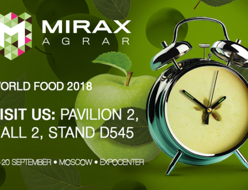 Mirax Agrar – WORLD FOOD 2018 – MOSCOW