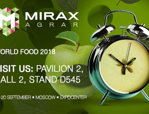 Mirax Agrar na sajmu u Moskvi